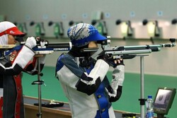 Iranian athletes to take part in online Asian shooting C'ship