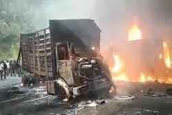۵۳ نفر در کامرون در آتش سوختند/ ۲۹ نفر به شدت زخمی شدند
