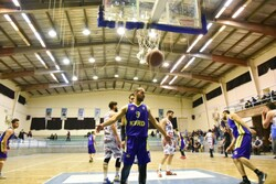 صعود مقتدرانه نمایندگان کردستان به مرحله دوم لیگ یک بسکتبال کشور