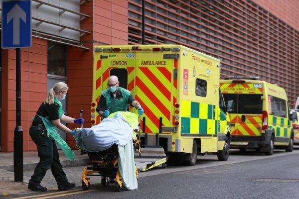 برطانیہ میں کورونا وائرس کے کیسز میں مسلسل اضافہ