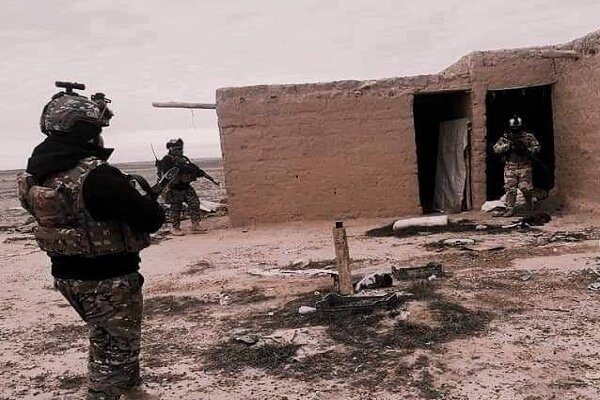 10 ISIL headquarters destroyed in Iraq's Saladin