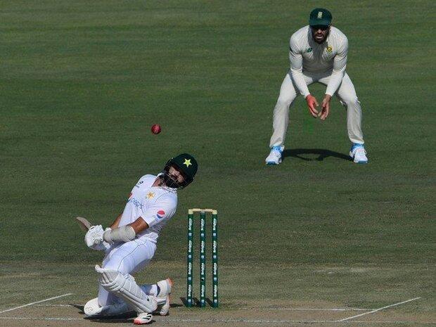 جنوبی افریقہ کو پاکستان کے خلاف دوسری اننگزمیں 29 رنز کی برتری حاصل