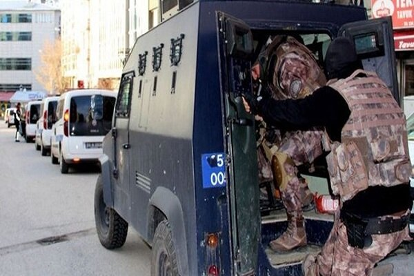 146 suspects of collaborating with ISIL arrested in Turkey