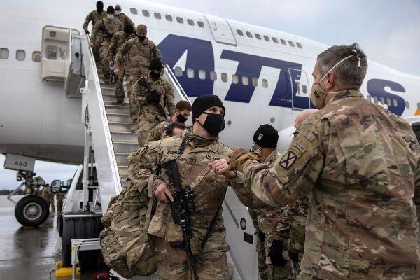سنتکام: ۴۴ درصد از خروج نظامیان آمریکا از افغانستان تکمیل شد