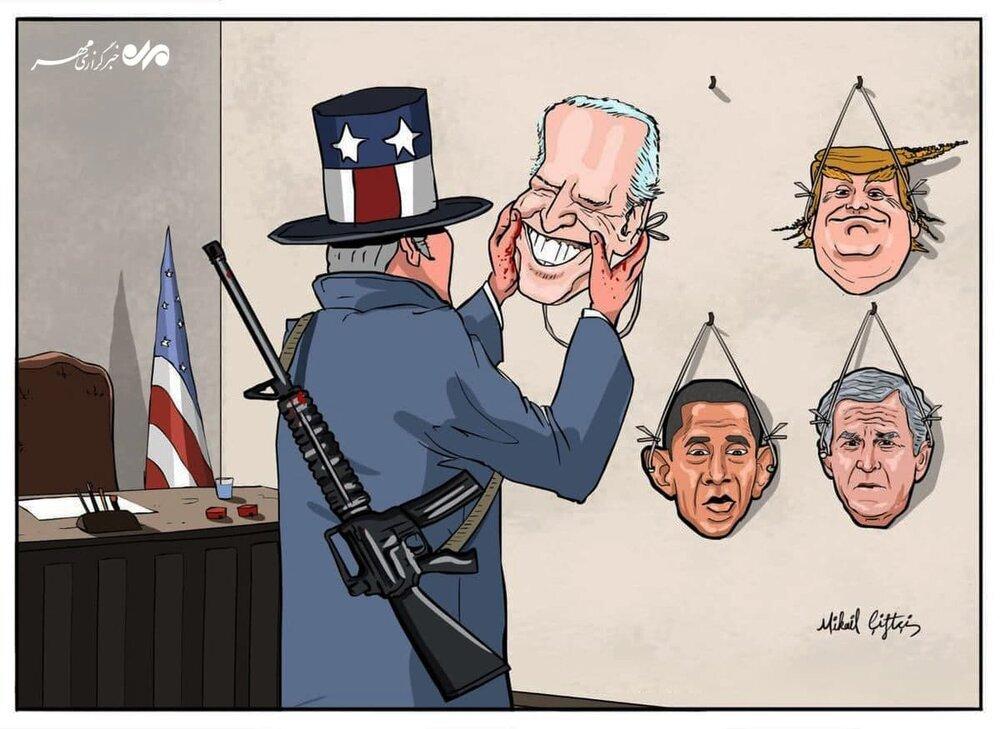 ماہیت امریکہ