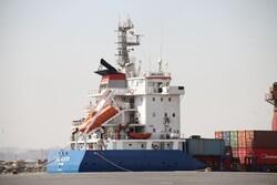 İran ve Suriye arasında ilk deniz yolu ticaret hattı açıldı