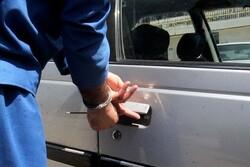 کشف ۱۷۵ دستگاه خودروی سرقتی در کرمانشاه
