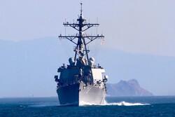 ناوشکن موشکانداز آمریکایی «یو اِس اِس پورتر» وارد دریای سیاه شد