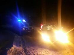 نجات افراد گرفتار در برف و کولاک «درازنو» کردکوی