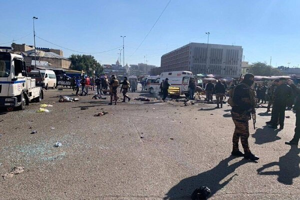 Explosion hits east of Iraq's Baghdad