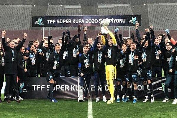 Trabzonspor 2021 yılının yıldızı oldu