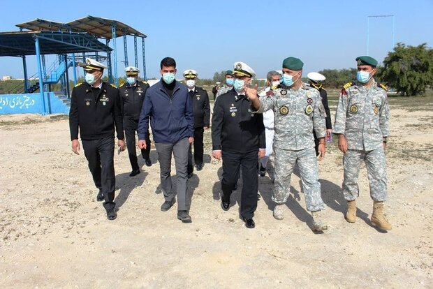 پایگاه دریایی بوشهر بخشی از هویت تاریخی نیروی دریایی ارتش است