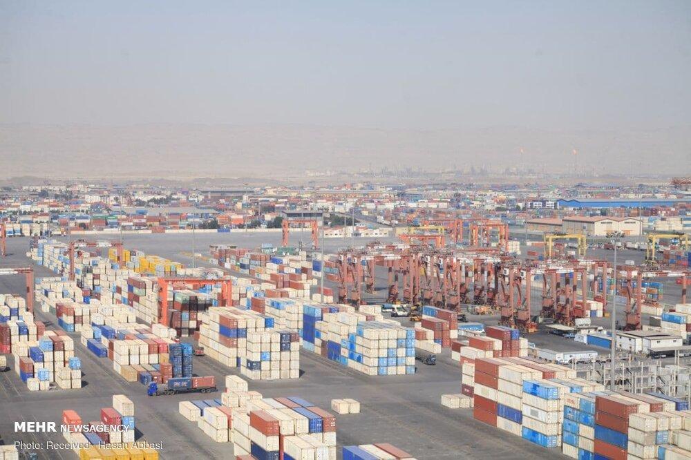 تجارت ۷ میلیارد دلاری غیرنفتی در اردیبهشت ماه