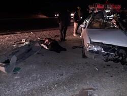 تکرار واژگونی خودروی حامل اتباع در اصفهان/۳ نفر جان باختند