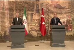 Iran, Turkey trying to restore regional stability, coop.