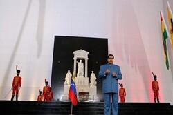 مادورو سالگرد پایان استعمار اسپانیا بر ونزوئلا را تبریک گفت