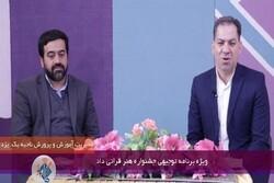 کارگاه مجازی اولین جشنواره هنر قرآنی دانش در یزد برگزار شد