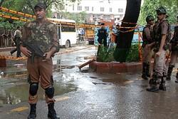 Siyonist Rejim'in Yeni Delhi Büyükelçiliği yakınında patlama