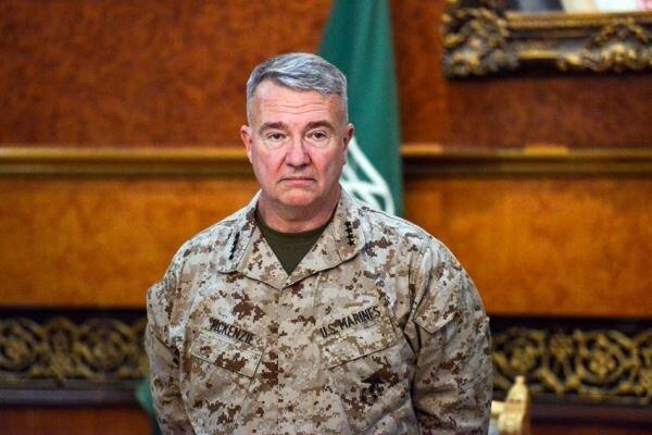McKenzie accuses Iran of being threat to regional stability