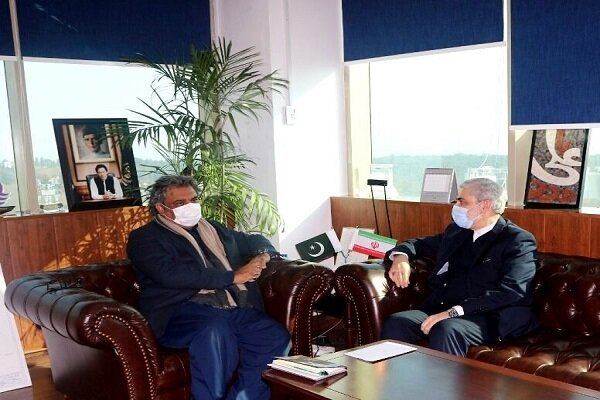 Iran ready to enhance maritime coop. with Pakistan: envoy
