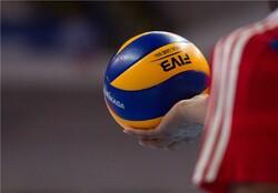 مسابقات والیبال دسته یک کارگران کشور در داراب برگزار می شود