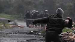 زخمی شدن یک جوان فلسطینی در پی تیراندازی نظامیان صهیونیست