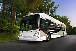 استفاده از اتوبوسهای خودران برای جابجایی مسافران بین شهری