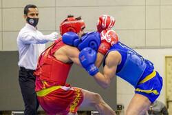 برتری جوانان مازندرانی در رقابتهای ووشو قهرمانی ایران
