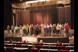 اجرای نمایش «خلیل» در پردیس تئاتر تهران به پایان رسید