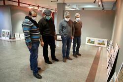 جزییاتی از نمایشگاه تصویرگری فجر/ درانتخاب آثار مسئولانه عمل کردیم
