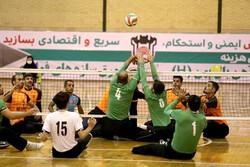حضور تیم والیبال چهارمحال و بختیاری در رقابت های لیگ والیبال کشور