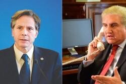 وزرای خارجه پاکستان و آمریکا درباره افغانستان گفتگو کردند