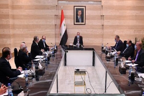 Syria stresses expansion of bilateral economic ties with Iran