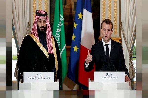 French pres. says Riyadh should take part in talks with Iran