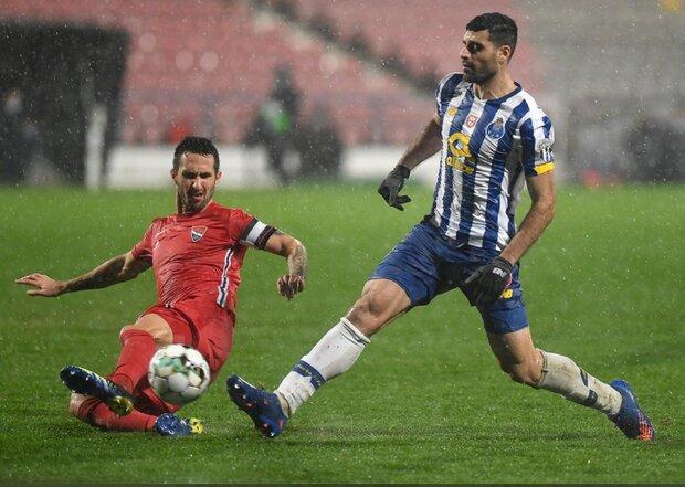 """اللاعب """"طارمي"""" يغلق الحساب لصالح نادي بورتو  البرتغالي"""