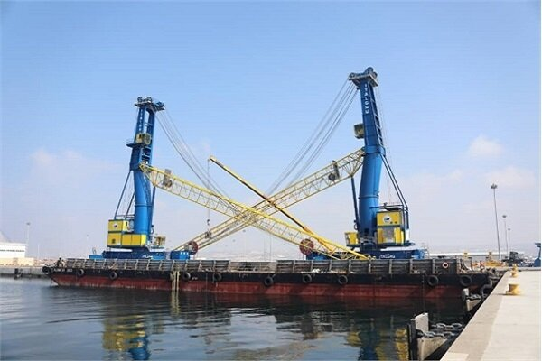 Iran to recieve next consignment to equip Chabahar port soon