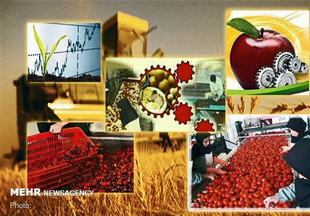 Iran's export vol. of agri. products up 22% in nine months