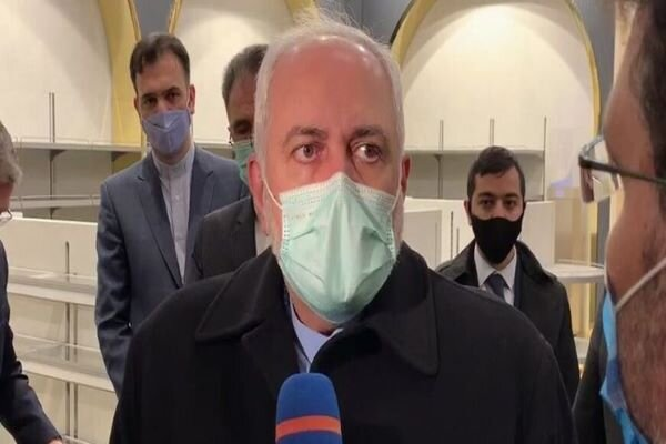 Zarif hoping for lasting peace in region after Karabakh war