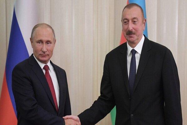Putin ile Aliyev, Dağlık Karabağ'daki durumu görüştü