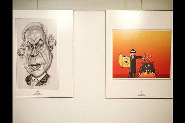 رد فعل الإعلام الصهيوني على إقامة مسابقة حول موضوع الهولوكوست