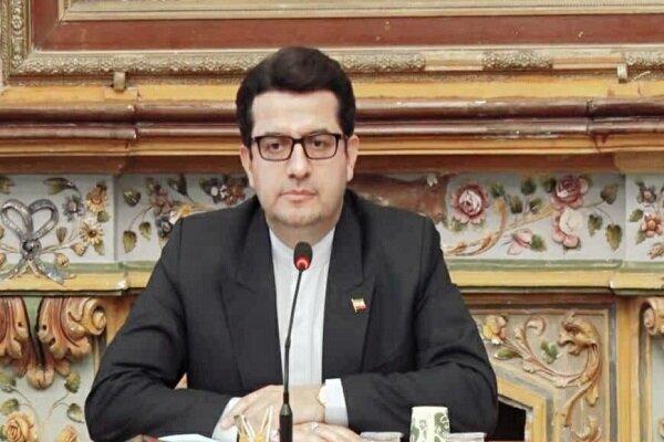 FM Zaif's visit to Azerbaijan has strategic importance: Envoy