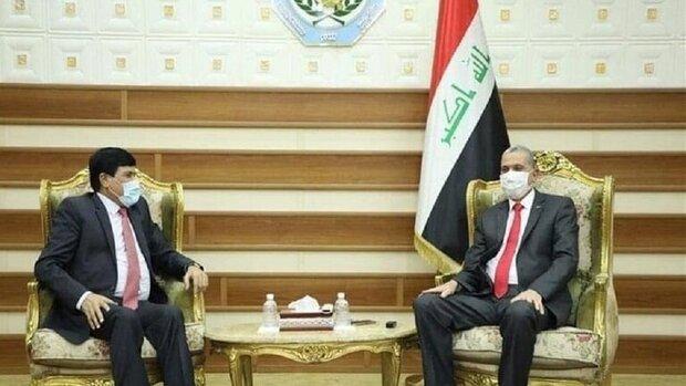 بغداد ودمشق تبحثان التعاون الأمني وتبادل المعلومات