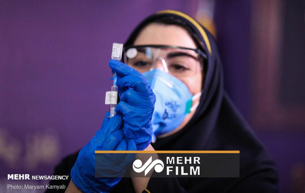 کرونای انگلیسی مغلوب واکسن ایرانی