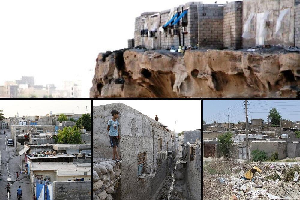 حاشیهنشینی پایتخت اقتصادی ایران را میبلعد