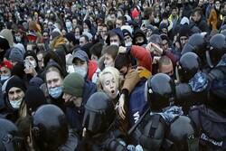 تلاش غربگرایان برای برگزاری اعتراضات گسترده علیه کرملین در روز یکشنبه