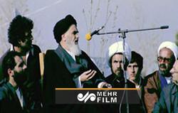 سخنان تاریخی امام خمینی(ره) در بدو ورود به ایران