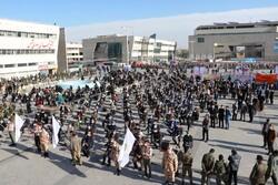 برگزاری مراسم یوم الله ۱۲ بهمن در مشهد