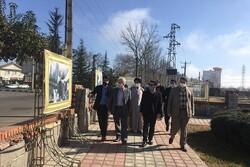 نمایشگاه عکس «انقلاب» در صومعه سرا آغاز به کار کرد