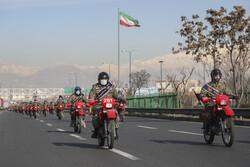 مسیر رژه موتوری و خودرویی ۲۲ بهمن در لرستان اعلام شد