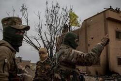 تداوم اقدامات شبه نظامیان وابسته به واشنگتن در شمال سوریه